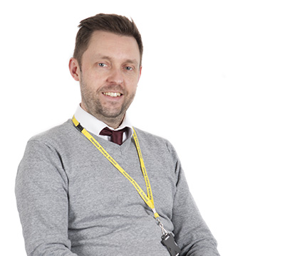 Mr J Ledger - Assistant Headteacher & Year 3 Teacher