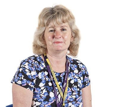 Mrs D Robson - Teaching Assistant
