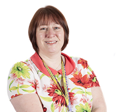 Ms P Robinson - Higher Level Teaching Assistant