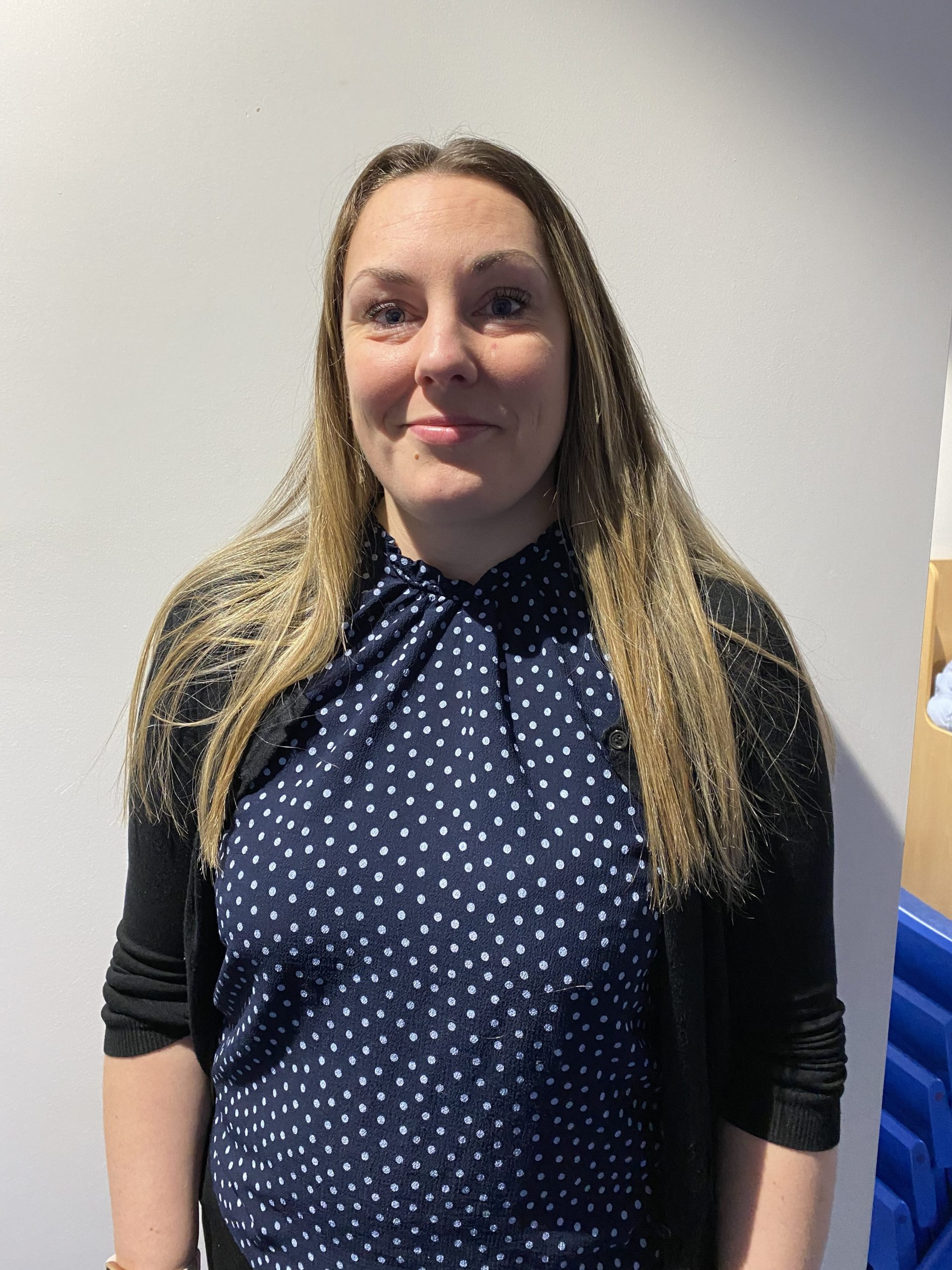 Mrs Jacques-Hale - KS1 Teaching Assistant